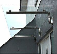 MonsterShop Glasvordach Vordächer Vordach