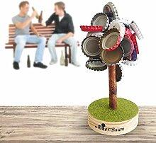 Monsterzeug Bierbaum XL, Kronkorken Magnet,