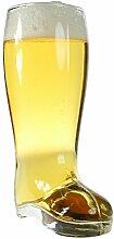 Monsterzeug Bierstiefel, XXL Bier Glas in