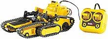 Monsterzeug Roboter Kettenfahrzeug mit
