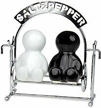 Monsterzeug Salzstreuer & Pfefferstreuer auf