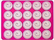 Monstrad Backmatte, Rosa
