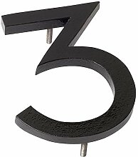 Montague Metal Products Floating House Number