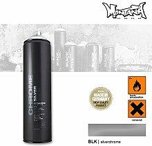 Montana Black silverchrome, 600 ml Sprühdose