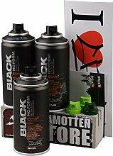 Montana Black Sprühdosen POCKET CANS 3 x 150ml