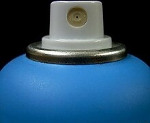 Montana Cans 284854 Montana Spray Dose Gold 400ml, Gld400-5050-Sky Blue