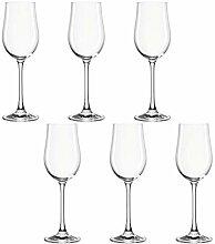 montana:: :fine Weißweinglas, 6er Set,