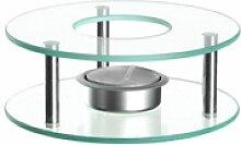 montana-Glas Stövchen :duo Ø 13 cm