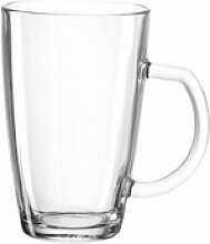 montana-Glas Tasse :hot 250 ml, Glas