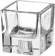 montana-Glas Teelichthalter :pure 6 cm