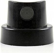 Montana SKINNY CAP - schwarz/schwarz
