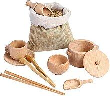 Montessori-Spielzeug für Kleinkinder, 8-teiliges