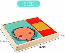Montessori Spielzeug Kinder frühe pädagogische