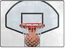 MONTOJ Basketball Score Schuhe Schaber Fußmatte