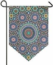 MONTOJ, Bunte traditionelle arabische Kreise, Home