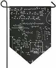 MONTOJ Mathematiktafel mit Schul-Symbol, Heim,