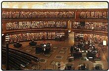 MONTOJ Schuhabstreifer für Bibliothek, sehr
