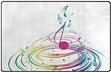 MONTOJ Schuhabstreifer mit Musik und Tanzender