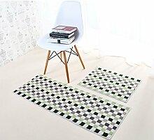 Mony Küchenteppich/Teppichset mit weichem Raum,