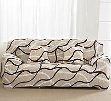 MONY Sofabezug für 2-Sitzer-Sofa, Stretch,