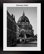 Monzetta Bilderrahmen 50x70 Schwarz matt 70x50 cm