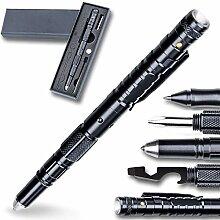 Moocuca Geschenke für Männer, Taktischer Stift,