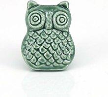 MOOD.SC Cartoon-Eulen-Form Keramik