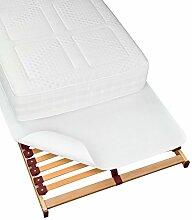 MOON-clean Matratzenschoner Matratzenunterlage