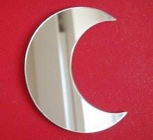 Moon Spiegel, 12 cm x 9 cm