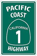 Moonluna Pacific Coast Highway California
