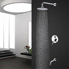 Moontang Wand-Dusche Wasserhahn mit Einem einzigen