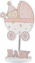 Mopec w930.02–PORTAFOTO Baby in Kinderwagen