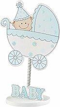 Mopec w930.03–PORTAFOTO Baby in Kinderwagen