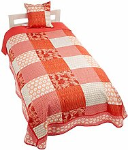 Mora Aretha Tagesdecke, Polyester, coral,