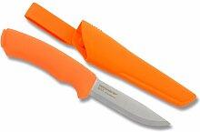 Mora kniv BUSHCRAFT ORANGE 12492