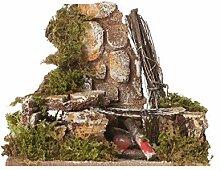 Moranduzzo Feuerstelle mit Grillrost, 10 x 15 cm,