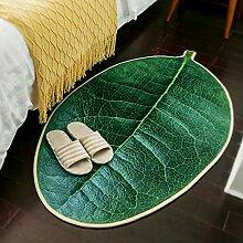 Morbuy Fußmatte Flanell Aussen Innenbereich