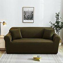 Morbuy Sofabezug Sofaüberwürfe für 1/2/3/4