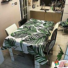 Morbuy Tischdecke Gartentisch Wasserdicht,
