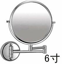 Morct Kupfer doppelte Wand Spiegel Wandspiegel Badspiegel Badezimmerspiegel Bad Spiegel, Spiegel 10 modern und einfach, komfortabel und langlebig Home, Schöne und dreckig