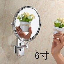 Morct Kupfer doppelte Wand Spiegel Wandspiegel