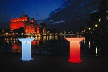 Moree Lounge Up LED PRO ACCU - Stehtisch