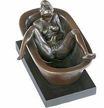 MOREKO Bronze Figur Hochwertige Aktfigur