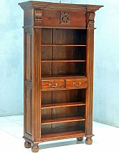 MOREKO Bücherregal Antik-Stil Standregal