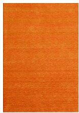 Morgenland Gabbeh Loribaft Teppich Orange