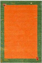 Morgenland Gabbeh Teppich BAROSSA Orange