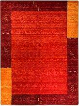 Morgenland Gabbeh Teppich Modern TELLA 400 x 80 cm