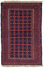 Morgenland Handgeknüpft Rot Teppich
