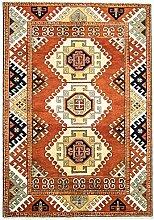 Morgenland Indo KAZAK Teppich 292x202cm Orange