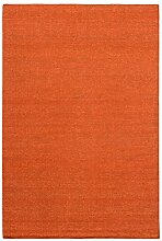 Morgenland Kelim Teppich FANCY 300 x 200 cm Orange
